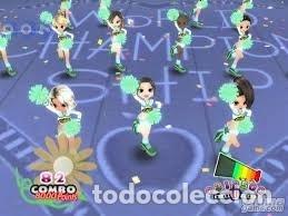 Videojuegos y Consolas: LOTE OFERTA JUEGO NINTENDO Wii - WE CHEER - MUY NUEVO y con manual - Foto 4 - 180150218