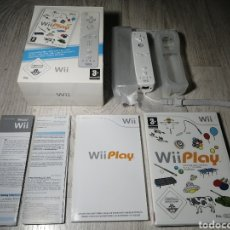 Videojuegos y Consolas: NINTENDO WII REMOTE + WII PLAY. Lote 180202171
