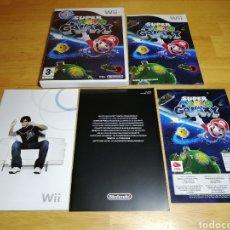 Videojuegos y Consolas: SUPER MARIO GALAXY NINTENDO WII. Lote 182536645