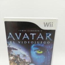 Videojuegos y Consolas: AVATAR EL VIDEOJUEGO NINTENDO WII. Lote 183076633