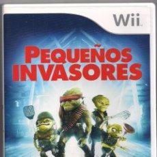 Videojuegos y Consolas: PEQUEÑOS INVASORES . Lote 184207682