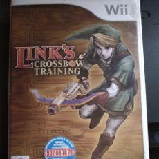 Videojuegos y Consolas: LINKS CROSSBOW TRAINING WII. Lote 184268728