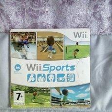 Videojuegos y Consolas: WII SPORTS. Lote 184609243