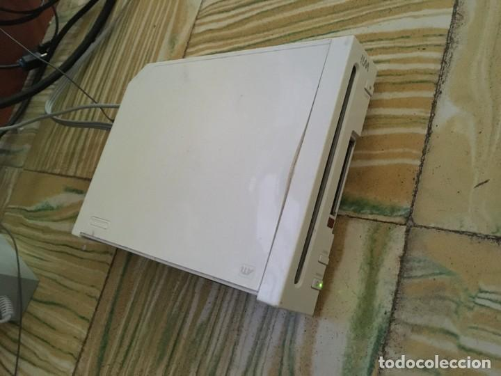 CONSOLA BLANCA NINTENDO WII 4.3E KREATEN (Juguetes - Videojuegos y Consolas - Nintendo - Wii)