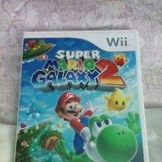 Videojuegos y Consolas: SUPER MARIO GALAXY 2 WII. Lote 187385597