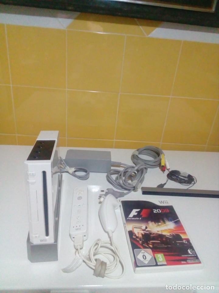 NINTENDO WII,TABLA BALANCE BOARD Y JUEGOS (Juguetes - Videojuegos y Consolas - Nintendo - Wii)