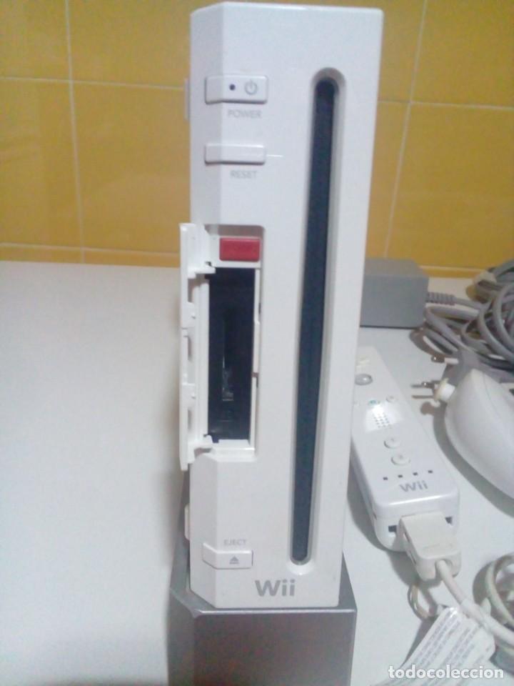 Videojuegos y Consolas: NINTENDO WII,TABLA BALANCE BOARD Y JUEGOS - Foto 10 - 189808098