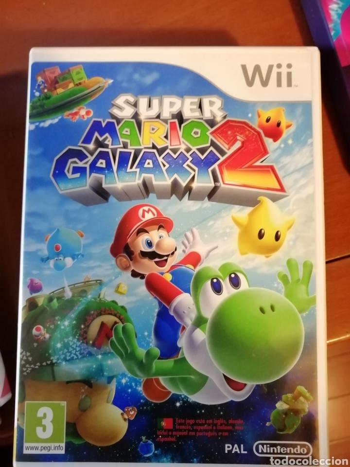JUEGO SUPER MARIO GALAXY 2 PARA NINTENDO WII (Juguetes - Videojuegos y Consolas - Nintendo - Wii)