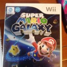 Videojuegos y Consolas: JUEGO SUPER MARIO GALAXY PARA NINTENDO WII. Lote 190442327