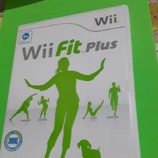 Videojuegos y Consolas: WII FIT PLUS NINTENDO WII. Lote 191148758