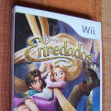 Videojuegos y Consolas: JUEGO DE DISNEY ENREDADOS PARA WII. Lote 191215720