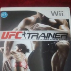 Videojuegos y Consolas: UFC TRAINER. Lote 191572098