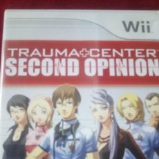 Videojuegos y Consolas: TRAUMA CENTER SECOND OPINION. Lote 191572286