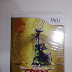 Videojuegos y Consolas: THE LEGEND OF ZELDA SKYWARD SWORD. Lote 191887455