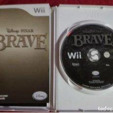 Videojuegos y Consolas: JUEGO WII DISNEY PIXAR BRAVE. Lote 193337653