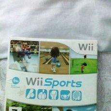 Videojuegos y Consolas: WII SPORTS. Lote 193790970
