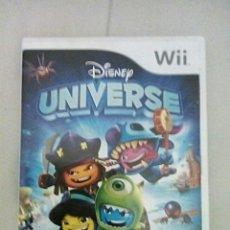 Videojuegos y Consolas: DISNEY UNIVERSE WII. Lote 193792251