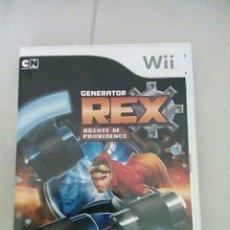 Videojuegos y Consolas: GENERATOR REX WII. Lote 193792513