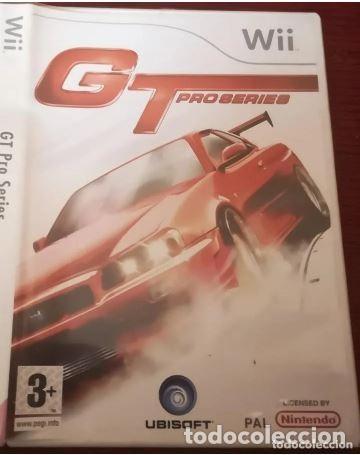 GT PRO SERIES (WII) (Juguetes - Videojuegos y Consolas - Nintendo - Wii)