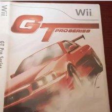 Videojuegos y Consolas: GT PRO SERIES (WII). Lote 194101695