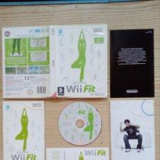Videojuegos y Consolas: JUEGO NINTENDO WII - WII FIT. Lote 194665800