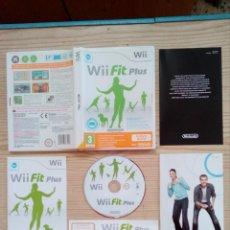 Videojuegos y Consolas: JUEGO NINTENDO WII - WII FIT PLUS. Lote 194665836