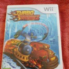 Videojuegos y Consolas: TURBO TRAINZ. Lote 195300493