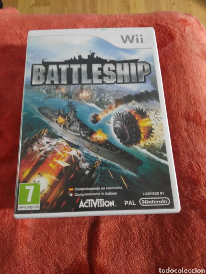 BATTLESHIP (Juguetes - Videojuegos y Consolas - Nintendo - Wii)