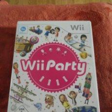 Videojuegos y Consolas: WII PARTY. Lote 195419823