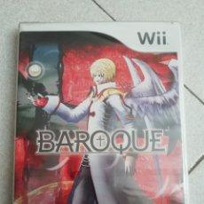 Videojuegos y Consolas: BAROQUE WII ATLUS PRECINTADO ESPAÑOL. Lote 195630973