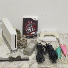 Videojuegos y Consolas: LOTAZO NINTENDO WII TODO LO QUE SE VE EN LAS FOTOS. Lote 199338261