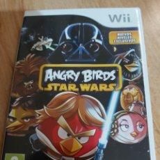 Videojuegos y Consolas: JUEGO ANGRY BIRDS. Lote 200746396