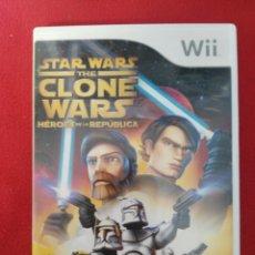 Videojuegos y Consolas: STAR WARS THE CLONE WARS. Lote 201098262