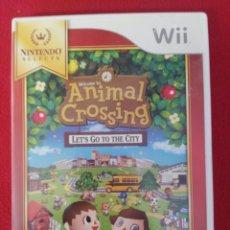 Videojuegos y Consolas: ANIMAL CROSSING. Lote 201100653