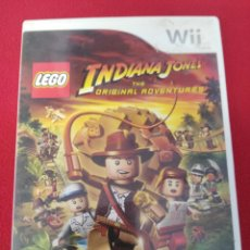 Videojuegos y Consolas: INDIANA JONES LEGO. Lote 201107042
