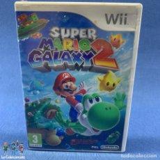 Videojuegos y Consolas: VIDEOJUEGOS - SUPER MARIO GALAXY 2 - NINTENDO WII. Lote 203977290