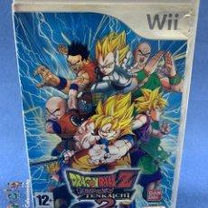 Videojuegos y Consolas: VIDEOJUEGOS - DRAGON BALL Z BUDOKAN TENKAICHI - NINTENDO WII. Lote 203979851