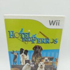 Videojuegos y Consolas: HOTEL PARA PERROS NINTENDO WII. Lote 204026393