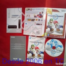 Videojuegos y Consolas: TUBAL MARIO KART PAL NINTENDO WII DVD4. Lote 204692925