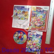 Videojuegos y Consolas: TUBAL MARIO PARTY 9 PAL NINTENDO WII DVD4. Lote 204694385