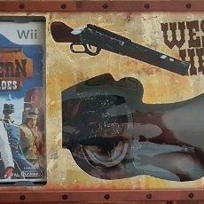 Videojuegos y Consolas: WII HEROES CON RIFLE. Lote 205355981
