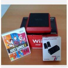 Videojuegos y Consolas: WII MINI NUEVA. Lote 205646808