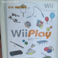 Videojuegos y Consolas: NINTENDO WII - JUEGO WII PLAY - NINTENDO 200-2007.. Lote 206567370