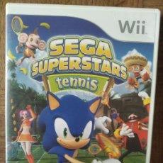 Jeux Vidéo et Consoles: SONIC SEGA SUPERSTARS TENNIS - NINTENDO WII - PAL FUNCIONANDO. Lote 210024120