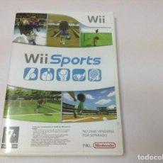Videojuegos y Consolas: WII SPORTS. Lote 210618806