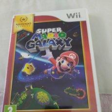 Videojuegos y Consolas: SUPER MARIO GALAXY WII. Lote 210950921