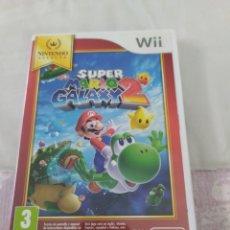 Videojuegos y Consolas: SUPER MARIO GALAXY 2 WII. Lote 210951047