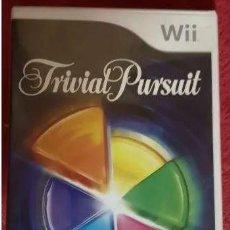 Videojuegos y Consolas: NINTENDO WII TRIVIAL PURSUIT. Lote 212241198