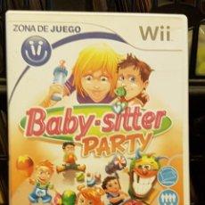 Videojuegos y Consolas: BABY- SITTER PARTY EN ESPAÑOL - INCLUYE INSTRUCCIONES. Lote 213712271