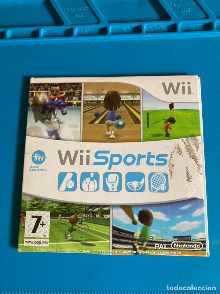JUEGO NINTENDO WII - WII SPORTS (Juguetes - Videojuegos y Consolas - Nintendo - Wii)